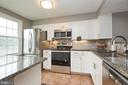 Remodeled Kitchen - 8314 ROCKY FORGE CT, SPRINGFIELD