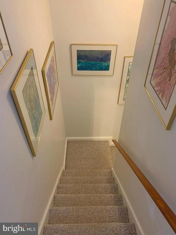 Downstairs to the Basement! - 12210 GLADE DR, FREDERICKSBURG