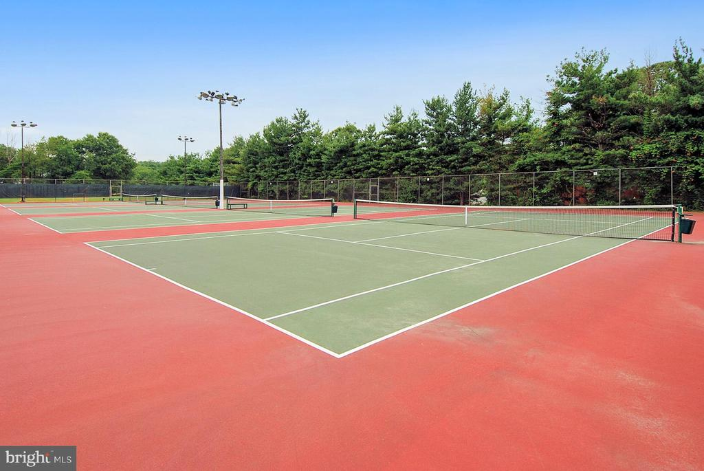 Ulmstead Estates Community Tennis - 1058 ULMSTEAD CIR, ARNOLD