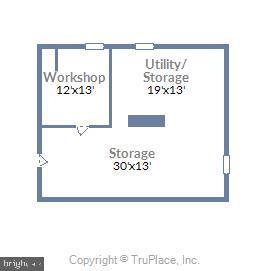 Lower Level 2 Floorplan - 1058 ULMSTEAD CIR, ARNOLD