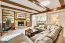 Family Room with Open Bar-Great for Football Games - 1058 ULMSTEAD CIR, ARNOLD