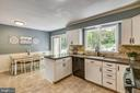 Kitchen with Everyday Dining Too - 1058 ULMSTEAD CIR, ARNOLD