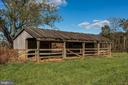 Open Spaces for horses with shelter - 12717 HARPERS FERRY RD, PURCELLVILLE