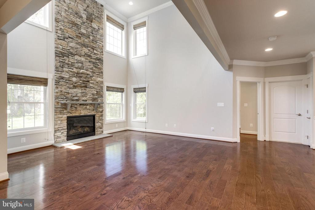 Extended High Ceiling Family Room - 2050 ARCH DR, FALLS CHURCH