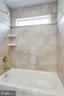 Stone Tile Work for Double Vanity Bath - 2050 ARCH DR, FALLS CHURCH