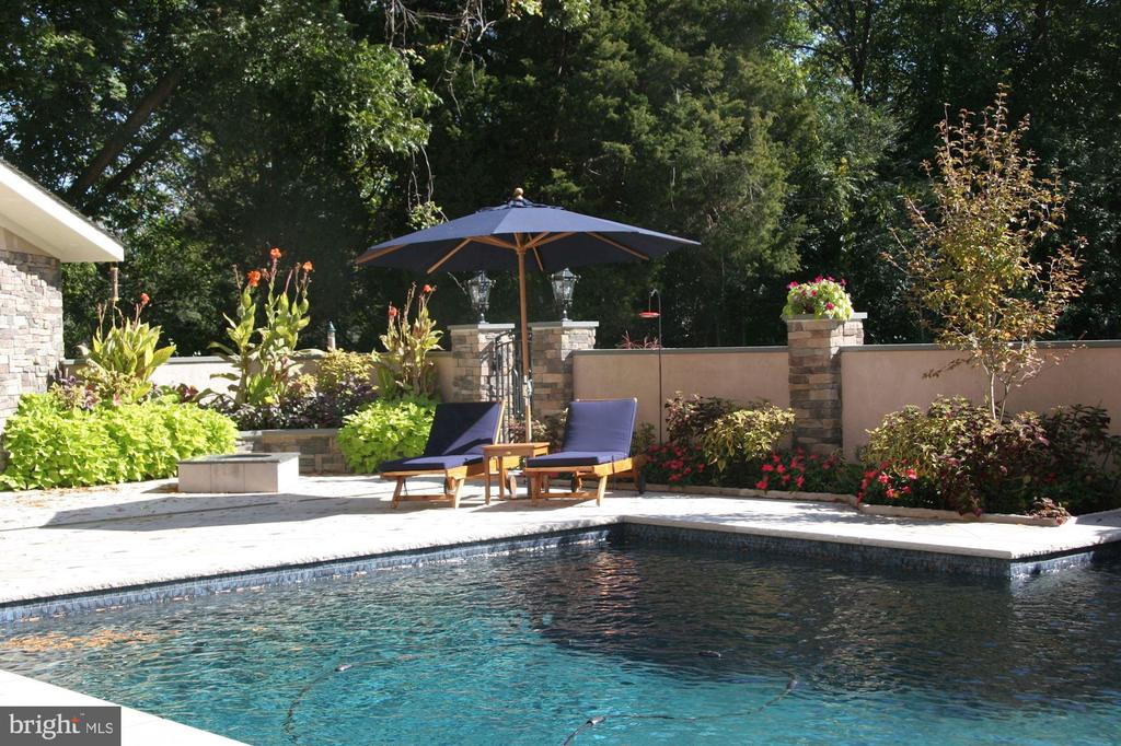 Saltwater Pool - 8913 GALLANT GREEN DR, MCLEAN