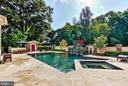 400 Sq Ft Saltwater Pool - 8913 GALLANT GREEN DR, MCLEAN