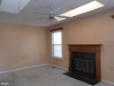 Family Room - Skylights - 10472 LABRADOR LOOP, MANASSAS