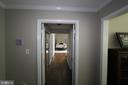 looking into master bedroom - 10651 OAKTON RIDGE CT, OAKTON