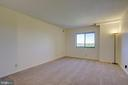 Master Bedroom - Easily Accommodates King Size Bed - 5901 MOUNT EAGLE DR #1115, ALEXANDRIA