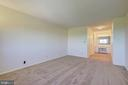 Master Bedroom - Extra Wall Space for Furniture - 5901 MOUNT EAGLE DR #1115, ALEXANDRIA