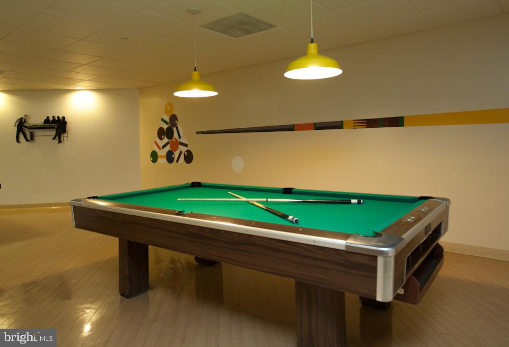 Montebello Community Center Billiards Room - 5901 MOUNT EAGLE DR #1115, ALEXANDRIA