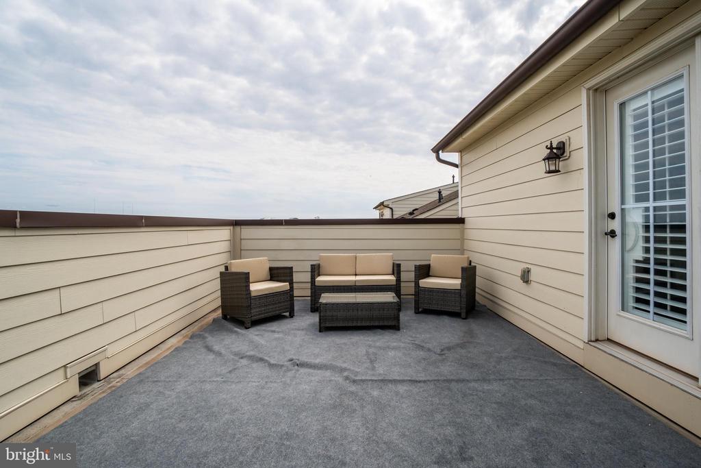 Rooftop terrace - 20668 DUXBURY TER, ASHBURN