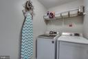 Energy saving washer and dryer - 20668 DUXBURY TER, ASHBURN
