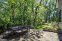Beautiful patio for al fresco dining - 3717 27TH ST N, ARLINGTON