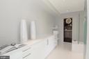 Custom built ins keep the look minimalist - 3717 27TH ST N, ARLINGTON