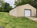 Huge 32 X 50 garage/workshop with 200 amp electric - 4412 REELS MILL RD, FREDERICK