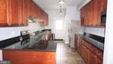 Kitchen - 7301 BRAD ST, FALLS CHURCH