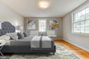 2nd Bedroom with Virtual Staging Example - 5135 34TH ST NW, WASHINGTON