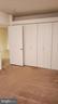 Bedroom  #1 wall of closets - 1615 Q ST NW #103, WASHINGTON
