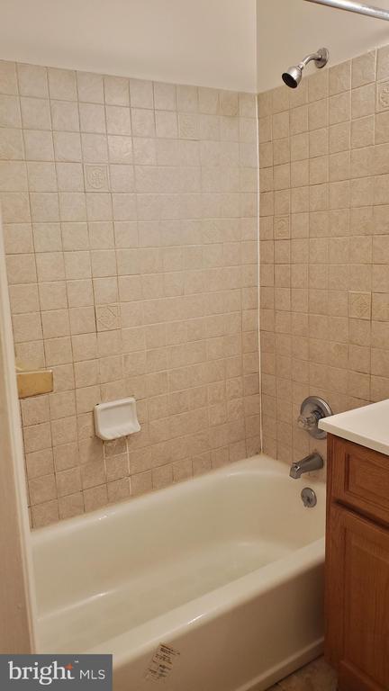Bathroom/ tub shower - 1615 Q ST NW #103, WASHINGTON