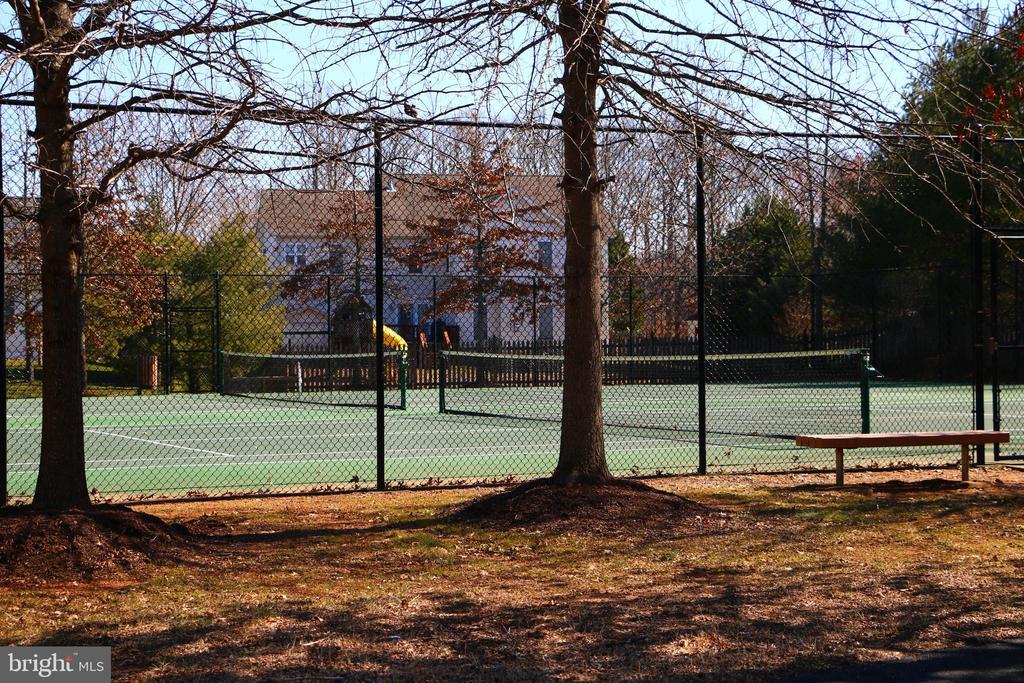 Tennis Courts - 29 HEMPSTEAD LN, STAFFORD