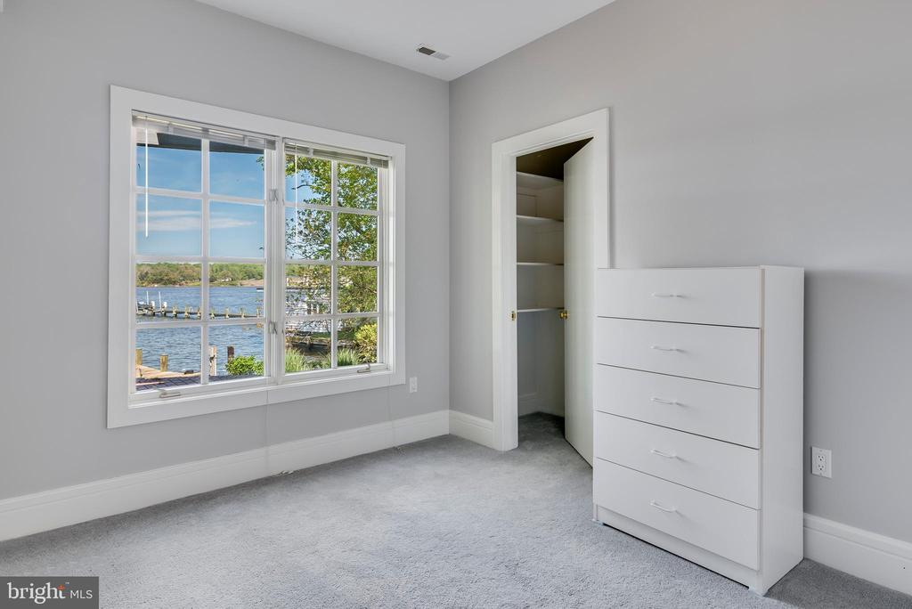 All the bedrooms have water views - 6 LOUDEN LN, ANNAPOLIS