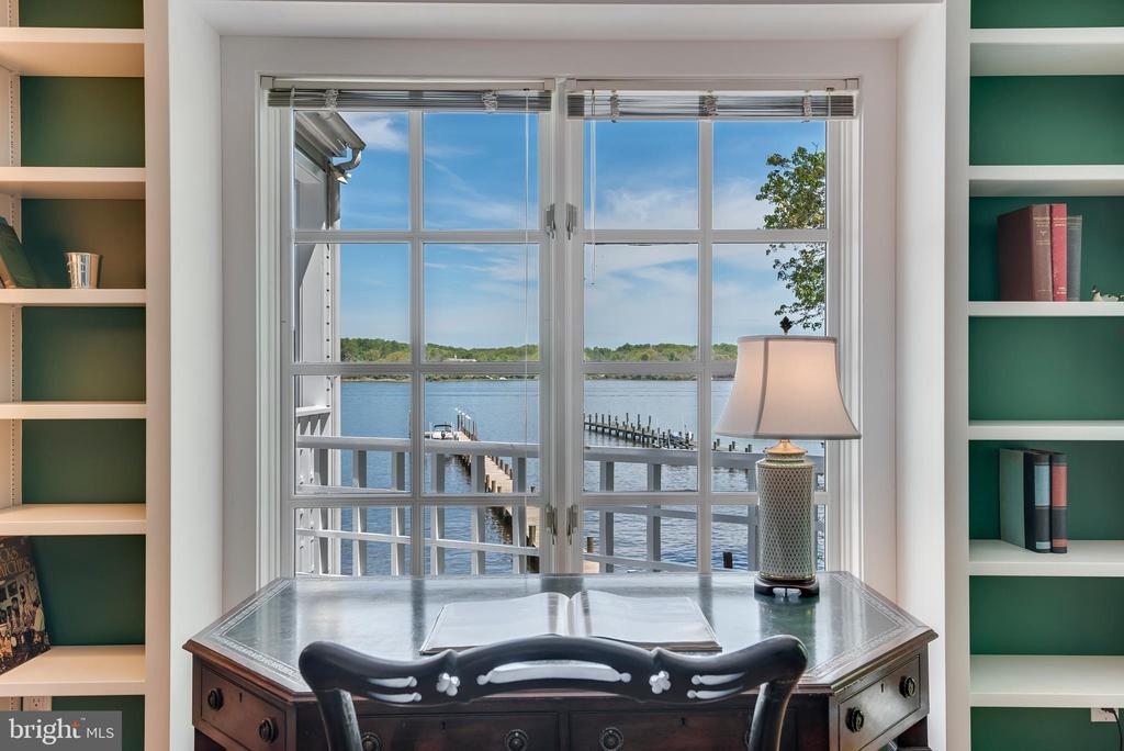 How could you work with these views! - 6 LOUDEN LN, ANNAPOLIS