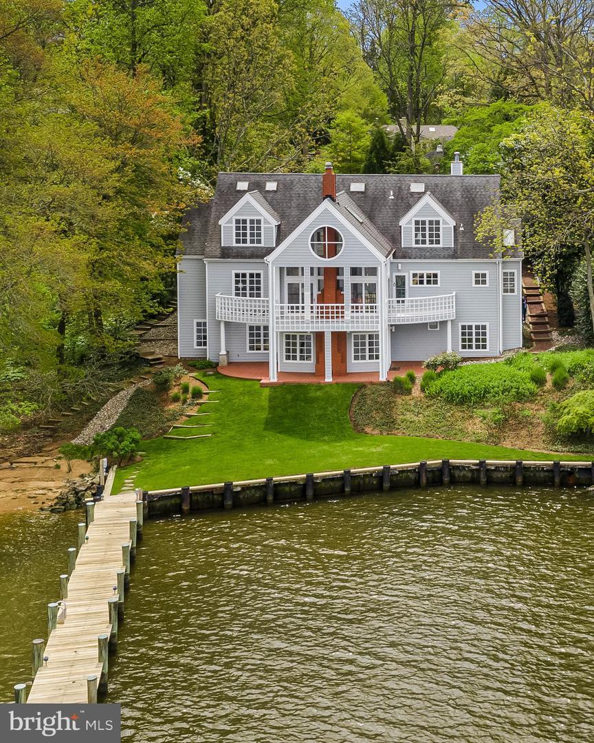 Single Family Homes için Satış at Annapolis, Maryland 21401 Amerika Birleşik Devletleri