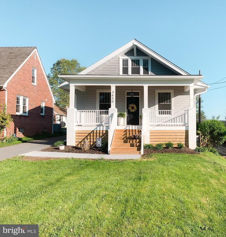 Front of home - 3630 PETERSVILLE RD, KNOXVILLE