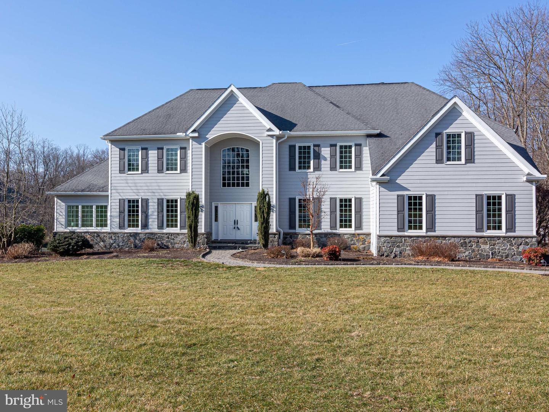 Single Family Homes voor Verkoop op Chadds Ford, Pennsylvania 19317 Verenigde Staten