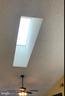 Skylight in living room - 1108 HUNTMASTER TER NE #302, LEESBURG
