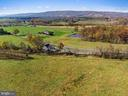 BEAUTIFUL LONG RANGE VIEWS photo of  back - 19100 AIRMONT RD., PURCELLVILLE