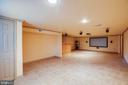 Basement/Bar/Media Room - 29 SARASOTA DR, STAFFORD