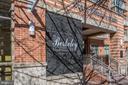 Boutique mid-rise condominium of 83 units. - 1000 N RANDOLPH ST #310, ARLINGTON