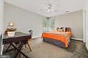 Bedroom - 6046 RIVER MEADOWS DR, COLUMBIA