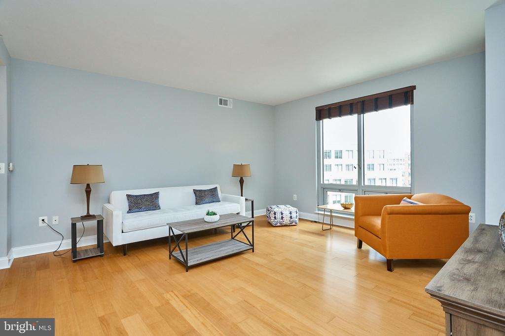 Living Room - 2050 JAMIESON AVE #1103, ALEXANDRIA