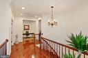 Brazilian Hardwood Floor with Recessed Lighting - 2976 TROUSSEAU LN, OAKTON
