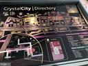 Crystal City Directory of Complex - 1300 CRYSTAL DR #PH14S, ARLINGTON