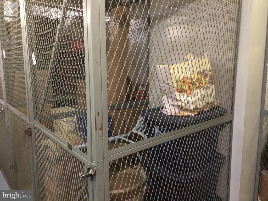 Storage Unit - 1300 CRYSTAL DR #PH14S, ARLINGTON