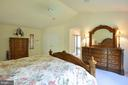 UPPER LEVEL MASTER BEDROOM SUITE - 32315 DEEP MEADOW LN, LOCUST GROVE