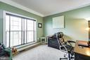 Home office area - 122 BEDROCK DR, WALKERSVILLE