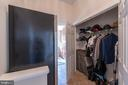 Tons of closets everywhere - 27531 PADDOCK TRAIL PL, CHANTILLY