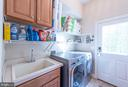 One of two laundry rooms - 27531 PADDOCK TRAIL PL, CHANTILLY