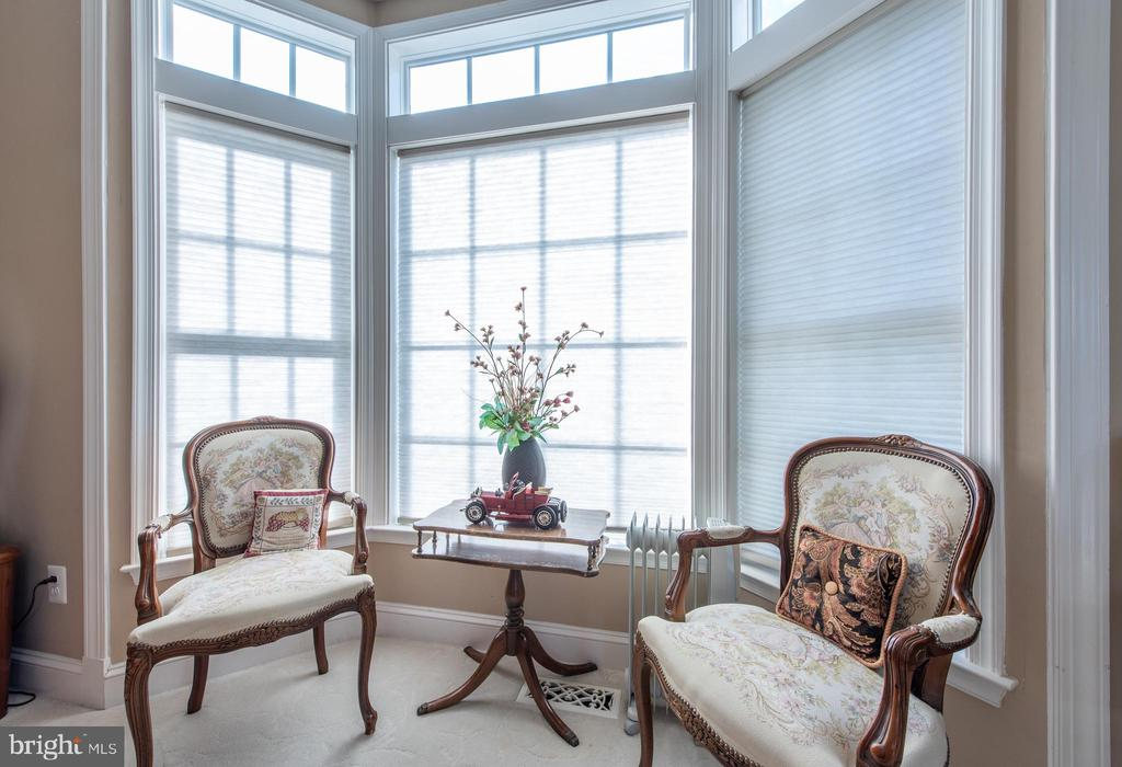 Sitting area in the in-law suite bedroom - 27531 PADDOCK TRAIL PL, CHANTILLY
