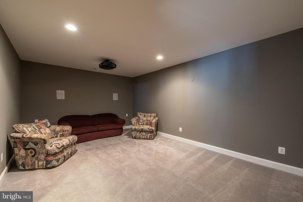Theater Room - 27531 PADDOCK TRAIL PL, CHANTILLY
