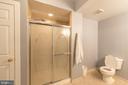 Basement  full bathroom - 27531 PADDOCK TRAIL PL, CHANTILLY