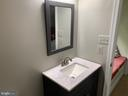 Full Bathroom Off Upper Level Bedroom - 8307 KINGS RIDGE CT, SPRINGFIELD