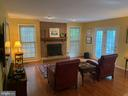 Family Room - 8307 KINGS RIDGE CT, SPRINGFIELD