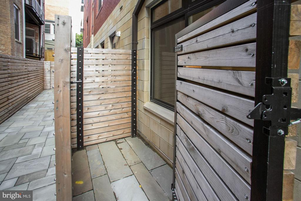 Extra storage/area - 1745 N ST NW #103, WASHINGTON
